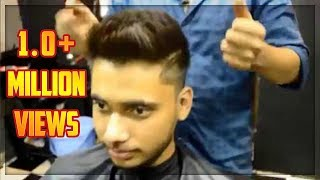 Best Hairstyle for Round faces Men ★Medium fade ★Men's Haircut & Hairstyle ★★TheRealMenShow★★