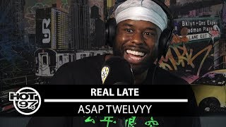 "ASAP Twelvyy Spits Bars with Rosenberg and Talks Yams and ""12"""
