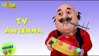 TV Antenna - Motu Patlu in Hindi