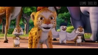 Delhi Safari - Meri Duniya Terey Dum Se (Swedish Blu-ray Version) [HD]