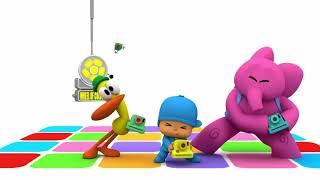 LETS GO POCOYO season 3   cartoons for children   60 minutes with Pocoyo! (8)