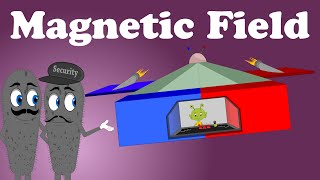 Magnetic Field | #aumsum #kids #education #science #learn