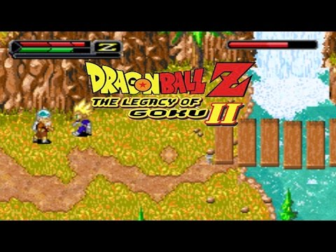 Dragon Ball Z: Legacy of Goku 2 - Vegeta Battles Dr. Gero while Searching for the Lab!