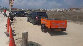 Segway Tour Light house Beach Cruise Paphos