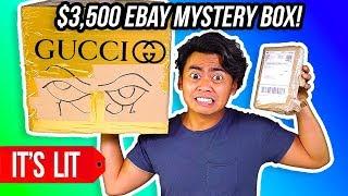 $3,500 VS $20 EBAY MYSTERY BOX! (Gucci)