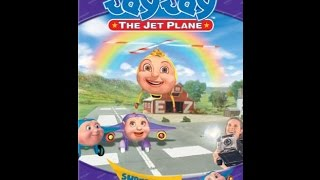 Opening to Jay Jay the Jet Plane: Supersonic Pals 2002 DVD