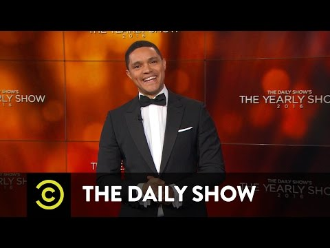 The Daily Show The 2016 Year in Review