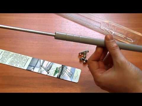 Автомат для проветривания теплиц своими руками видео