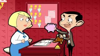 Mr Bean Animated Series S02E12 Holiday for Teddy NEW SERIE 2015