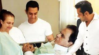 Salman & Aamir Close To Dilip Kumar Claims Saira Banu