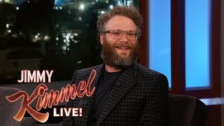 Seth Rogen Looks Like Someone You'd Keep Away from Beyoncé