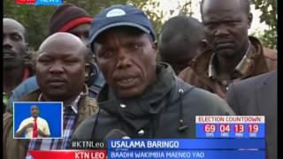 Viongozi na wakaazi wa Baringo waelezea kutoridhika kwao na jinsi swala la usalama unaoshughulikiwa