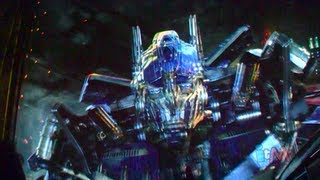 Full Transformers: The Ride 3D ride POV at Universal Orlando