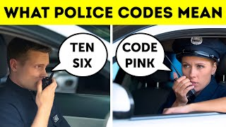 37 Secret Police Codes No One Understands