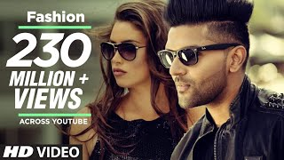 Guru Randhawa: FASHION Video Song | Latest Punjabi Song 2016 | T-Series