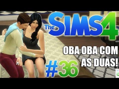 THE SIMS 4 OBA OBA COM AS DUAS 36