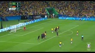 Brasil X Alemanha - Final do futebol masculino