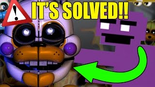 THE BIGGEST SECRET IN SISTER LOCATION EVER!! - The ENTIRE STORY!