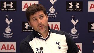 Mauricio Pochettino Full Pre-Match Press Conference - Liverpool v Tottenham - EFL Cup