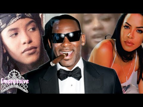 How R. Kelly almost ruined Aaliyah s life. Plus his sex cult allegations 2017