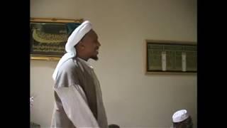 Mohammad Ali & Guru Sufi Syaikh Hisham Kabbani Dari Libanon