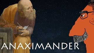 ANAXIMANDER and the BOUNDLESS (Apeiron) - History of Philosophy with Prof. Footy