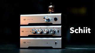 Who Needs This Schiit?   Schiit Audio Modi 3, Loki, Vali 2 Review