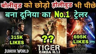 Tiger Zinda Hai made the most-liked trailer in the world | Salman Khan | Katrina Kaif | Ali Abbas