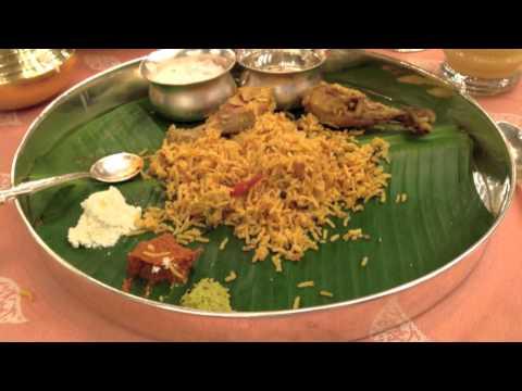 Dinner at Dakshin