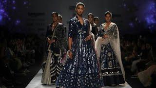 Anju Modi   Full Show   India Fashion Week   Fall/Winter 2017/18