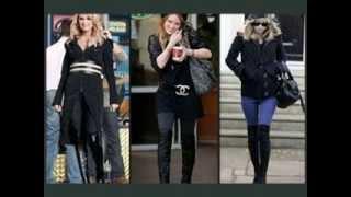 Çizme Elbise Kombinleri İle Giyim Tavsiyelerini Öğrenin
