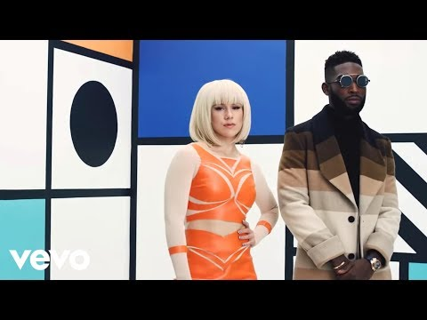 KDA Turn The Music Louder Rumble Official Video ft. Tinie Tempah Katy B