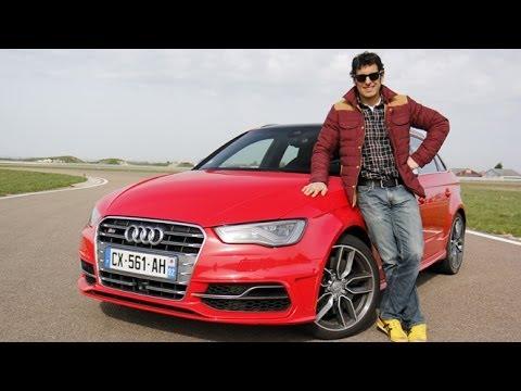 L avis complet de Soheil Ayari sur l Audi S3 Sportback