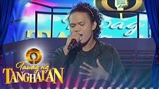 """Tawag ng Tanghalan: Ysrael Piyao - """"Too Much Love Will Kill You"""""""