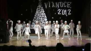 Zimný Tanec - Vianočný program ZŠ Šaca