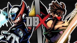 Zero VS Strider   DBX
