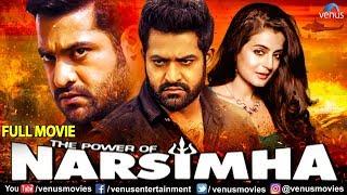 The Power of Narshima Full Movie | JR NTR, Amisha Patel | Hindi Dubbed Action Movies