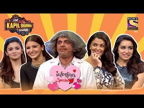 Xxx Mp4 Dr Gulati Romances The Bollywood Divas Valentine 39 S Week Special The Kapil Sharma Show 3gp Sex