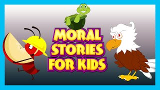 Moral Stories For Kids |Bedtimes Story Collection