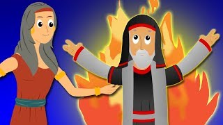 The Bible Story - Stories of Jesus | Bed Time Stories For Kids | Kid Shows | Story of Amos and More