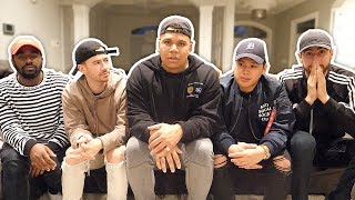 CONFRONTING MY BEST FRIENDS ABOUT JOINING CLOUT GANG *EMOTIONAL*