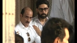Vinod Khanna dies at 70; last journey begins in Mumbai