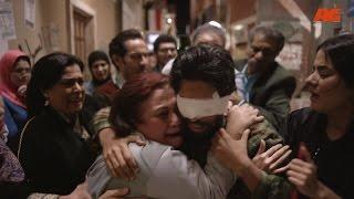 علي يخسر عينه بعد إصابته بطلق خرطوش فى ثورة يناير - مشهد مؤثر من مسلسل بين السرايات