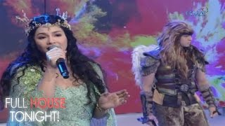 Full House Tonight: Regine Velasquez- Alcasid – Ikaw Nga ('Mulawin VS Ravena' theme song)