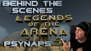 Swifty's Legends of the Arena - Behind the Scenes (feat. Ziqo vs Sodapoppin) by Psynaps