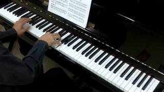 John Thompson's Easiest Piano Course Part 5 No.29 Tango (P.42)