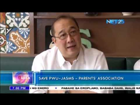 Parents' association wants to save PWU-JASMS