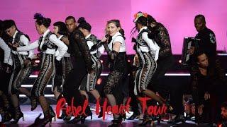 Madonna - La Isla Bonita Live - Rebel Heart Tour  HD DVD