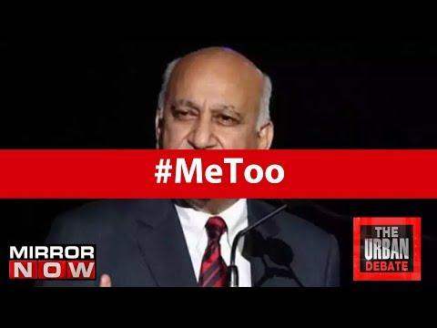 Xxx Mp4 MJ Akbar Denies Allegations Of Sexual Harassment Issues Detailed Statement The Urban Debate 3gp Sex