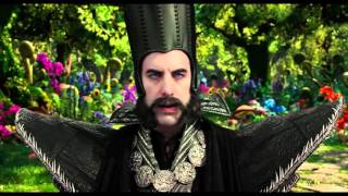 ALICE Through the Looking Glass Trailer 2 2016